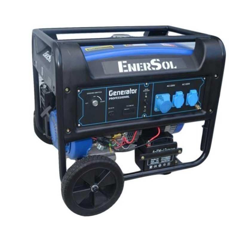 Генератор бензиновый EnerSol SG-8ЕB