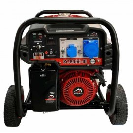 Генератор двухтопливный Vulkan SC6000-III (Gasoline/LPG)