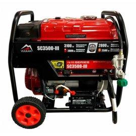 Генератор двухтопливный Vulkan SC3500-III (Gasoline/LPG)