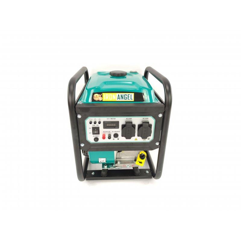 Генератор бензиновый инверторный Iron Angel EG3300I