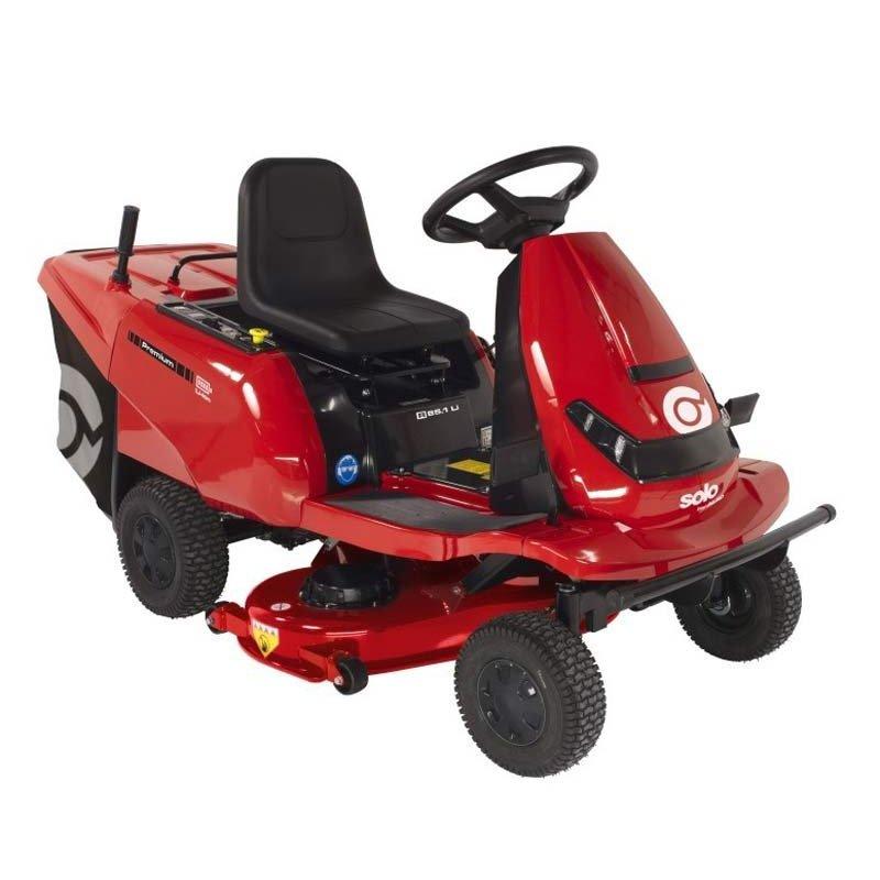 Трактор-газонокосилка Al-ko E-Rider R 85.1 Li