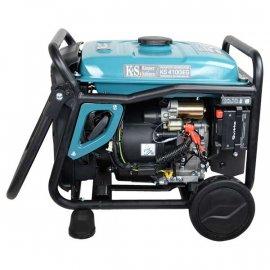 Двухтопливный генератор газ-бензин Konner&Sohnen KS 4100iEG