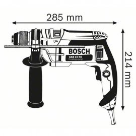 Дрель ударная Bosch GSB 16 RE