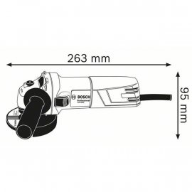 УШМ Bosch GWS 670