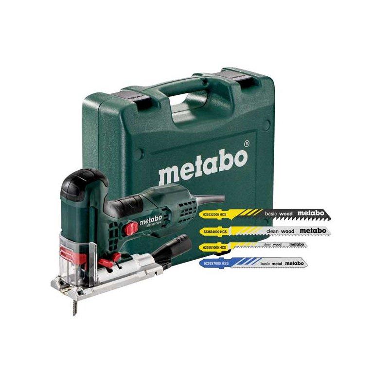 Электролобзик Metabo STE 100 QUICK SET (601100900)