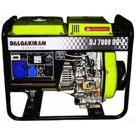 Генератор Dalgakiran DJ 7000 DG-E