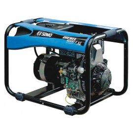 Генератор SDMO Diesel 6000 E XLC