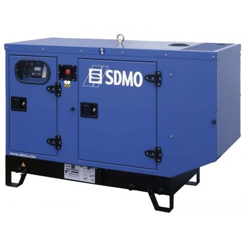 Генератор дизельный SDMO K12M