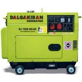 Генератор Dalgakiran DJ 7000 DG-EC