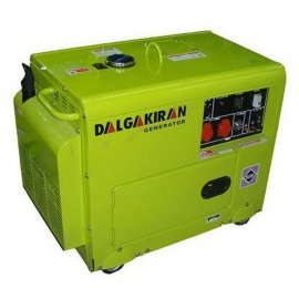 Генератор Dalgakiran DJ 4000 DG-ECS